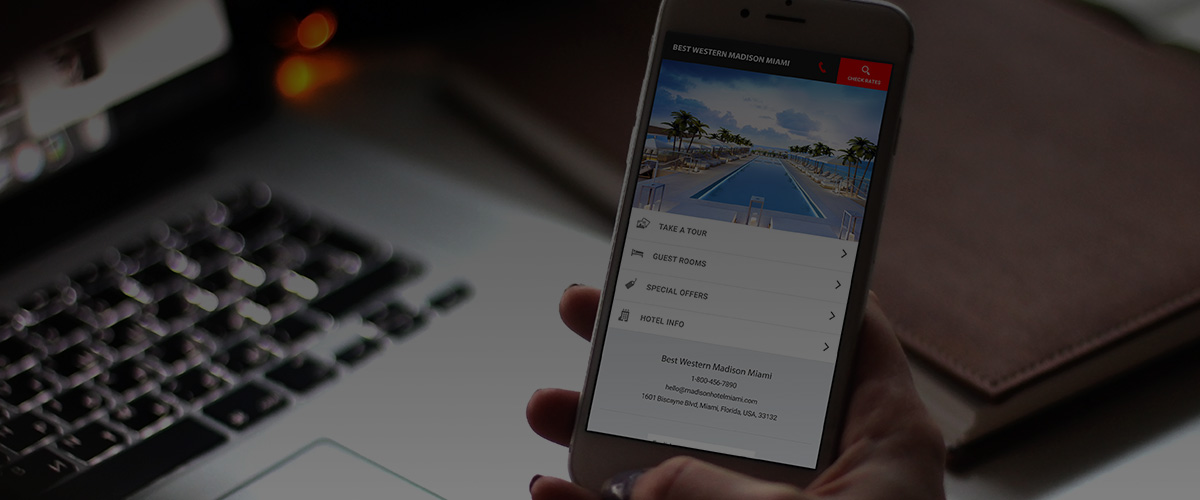 What a Great Mobile Website Looks Like for Hotels
