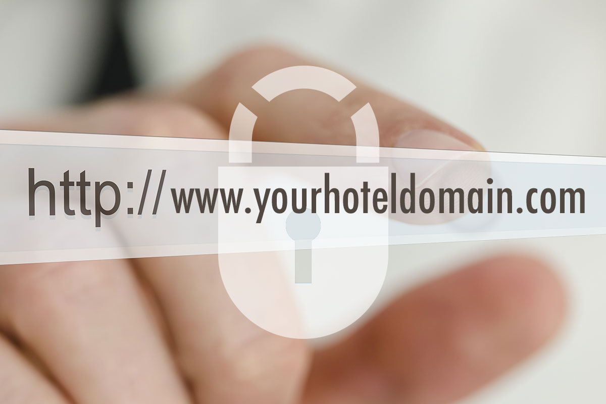 you need to own your website domain