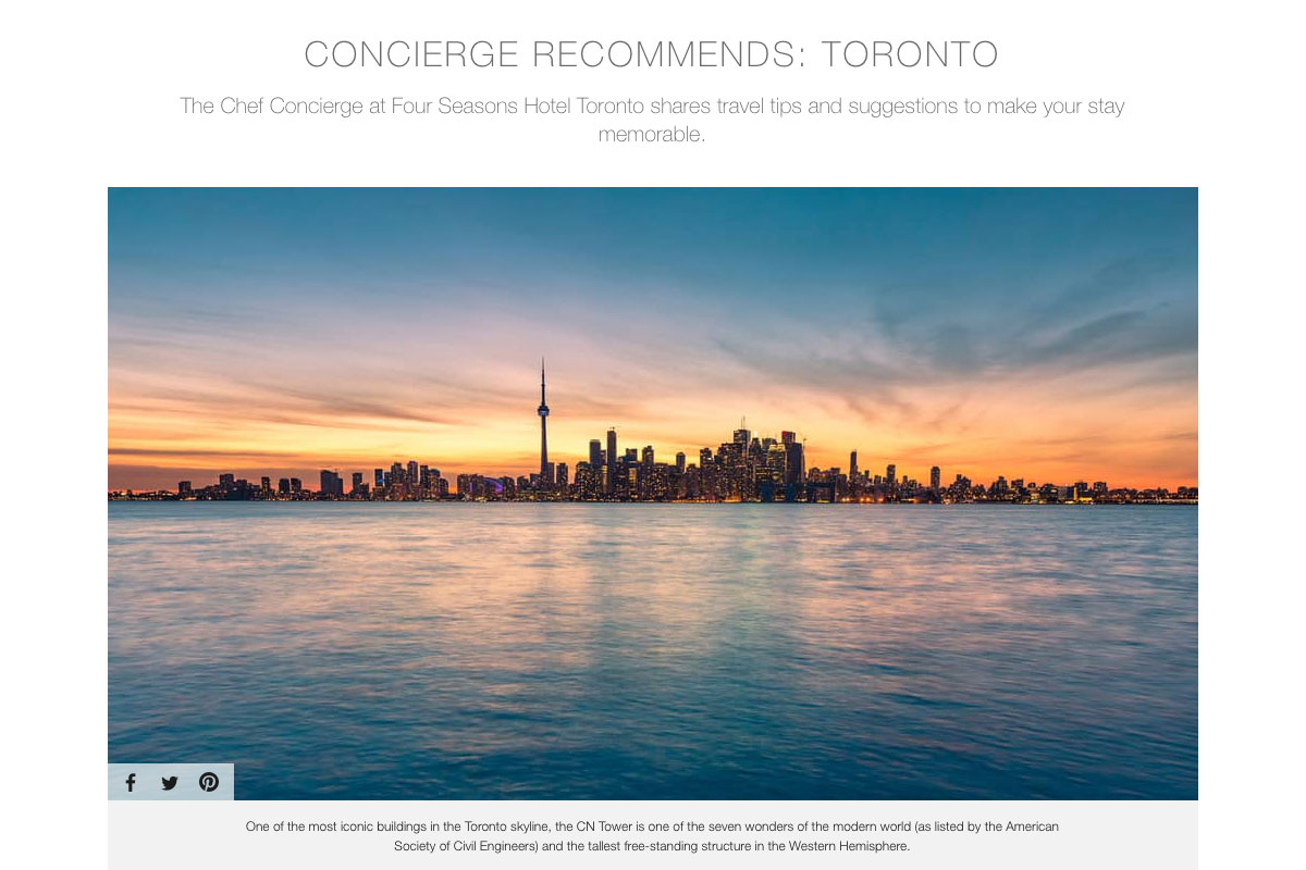 content by concierge for hotel digital marketing strategy