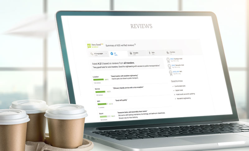 Everything Hotels Need to Know About Guest Reviews