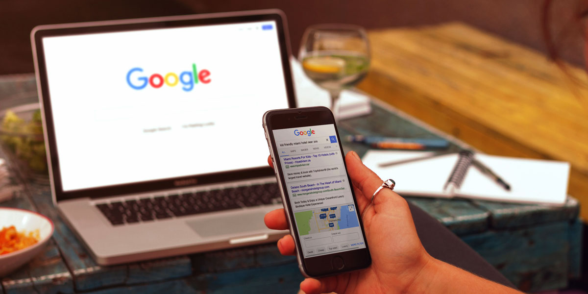 webinar with google focuses on mobile search