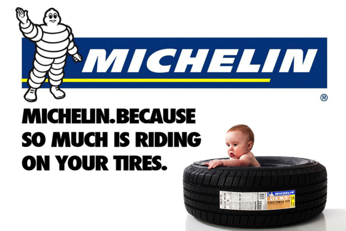 take hotel marketing ideas from michelin ads