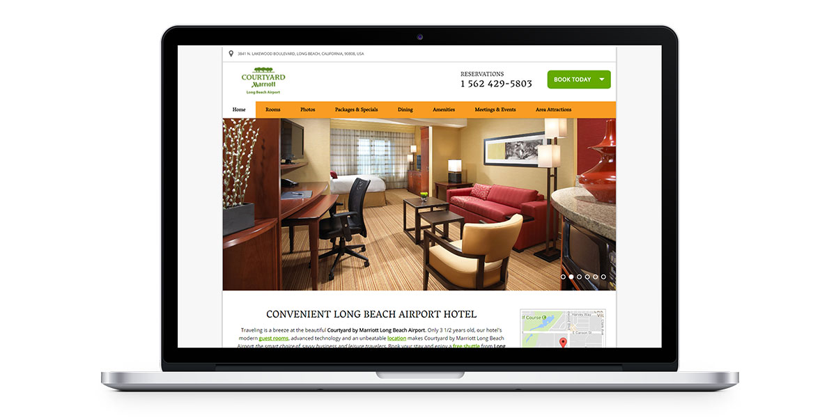 improve your revenue management with guest room images