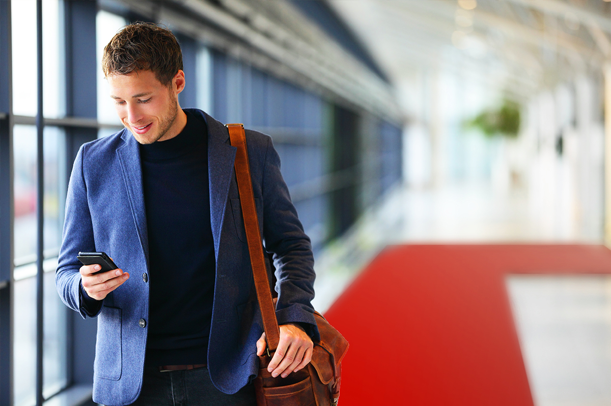 voice searches make it easy to get information on the go