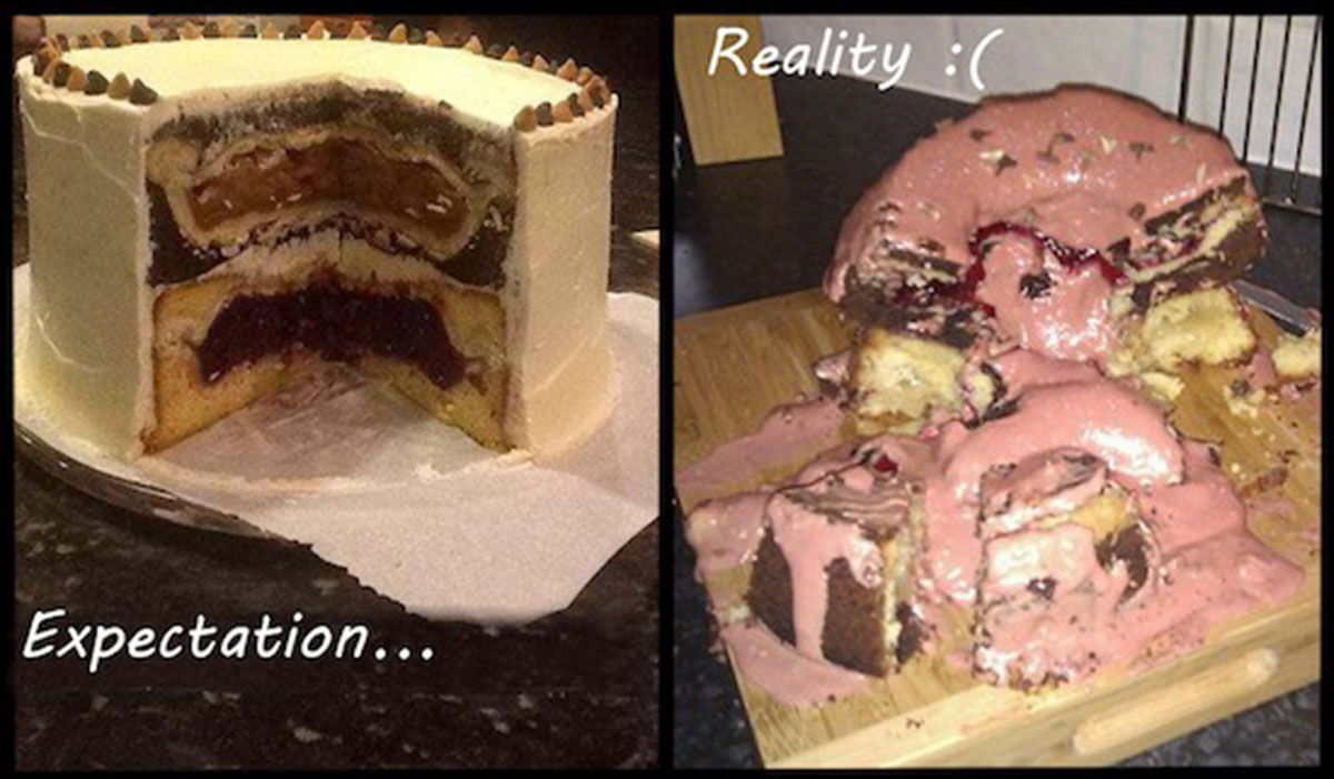 digital storytelling expectations vs reality