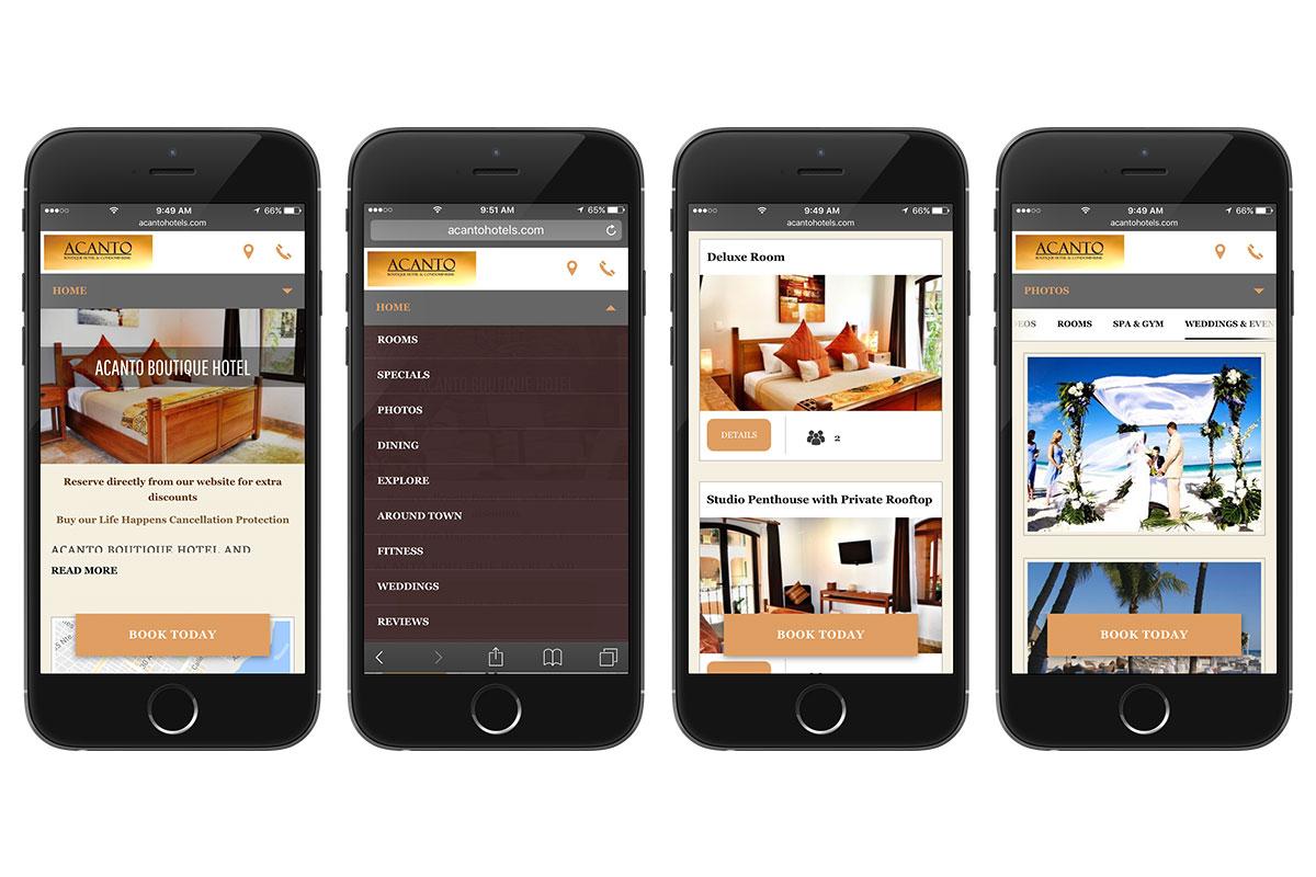 Great Mobile Websites
