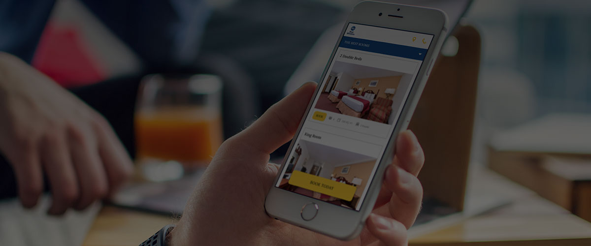 Why A Mobile Website Is Essential: The Stats Every Hotelier Needs To See