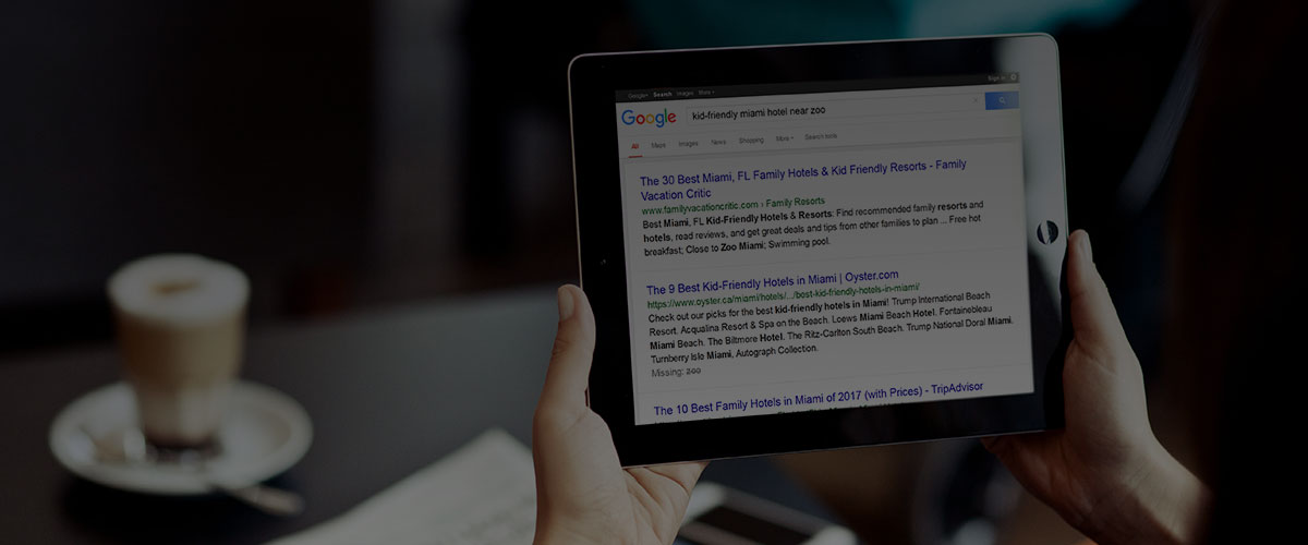 Machine Learning: How Google is Helping Hoteliers Get Smarter with Search