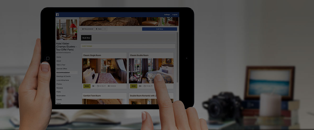 Optimize Your Hotel's Facebook Page to Drive More Direct Bookings