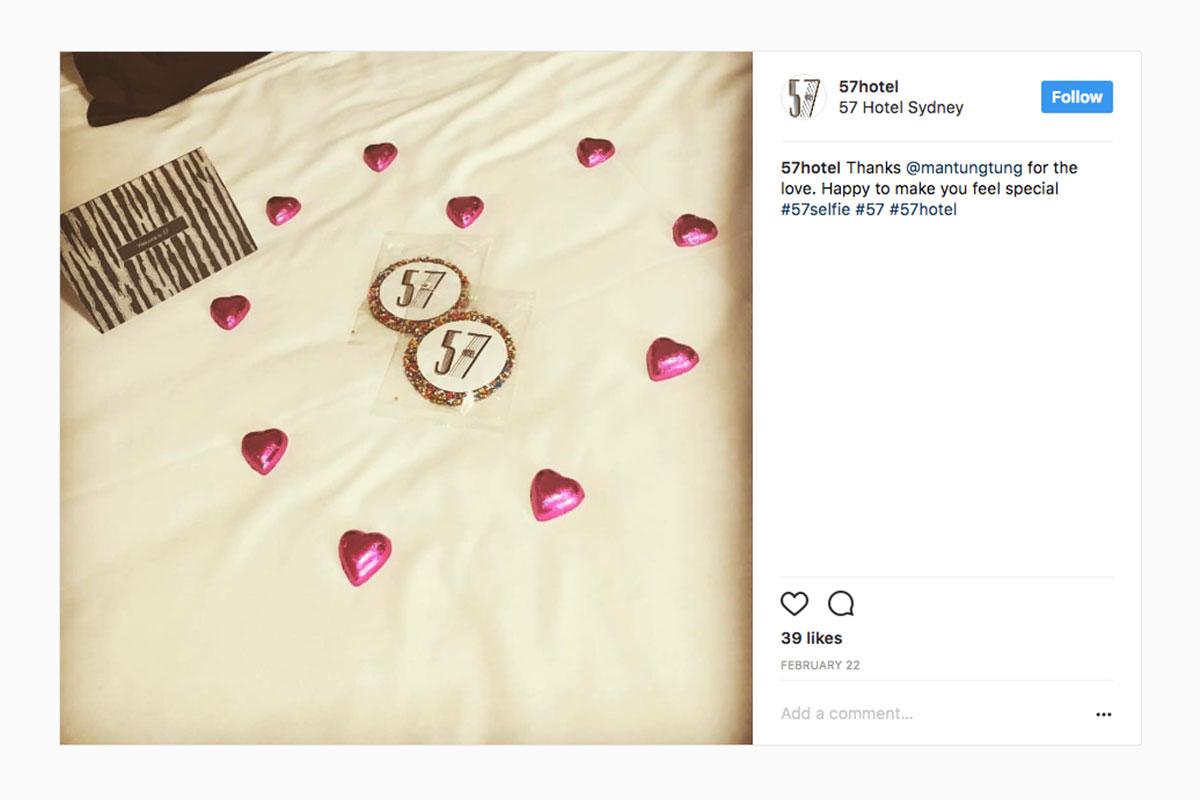 custom hashtags for a hotel digital marketing strategy