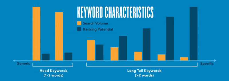 seo strategy long tail keywords