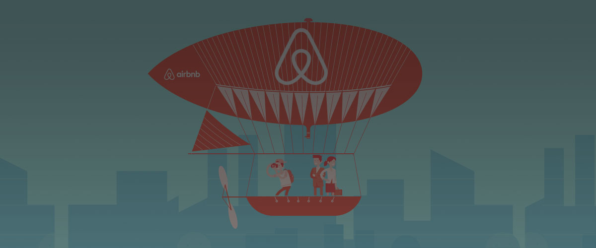The Explosive Growth of Airbnb – An Infographic for Hoteliers