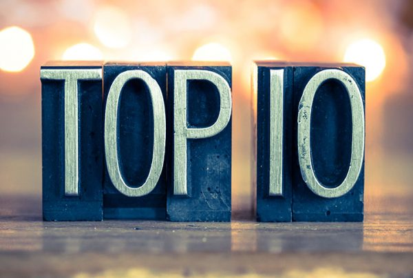 top 10 blog articles feature image